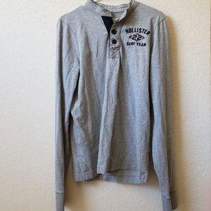 Hollister 22 Surf Team Long Sleeve Shirt (XL)